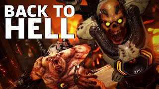 Doom Eternal Is Reinventing Hell | E3 2019