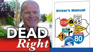 You Could be Dead Right...Hazard Perception :: SS #56