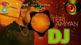 Teri khaamiyan DJ Remix Song l Akhil Song Teri khaamiyan Hard Bass Remix | MK Tech CD