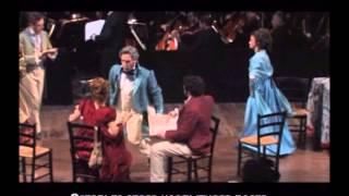 Смотреть клип Опера Гаэтано Доницетти - Театральные РїРѕСЂСЏРґРєРё Рё беспорядки.  СЂСѓСЃСЃРєРёРµ субтитры онлайн