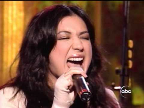Michelle Branch - Are You Happy Now (Jimmy Kimmel 07-25-03)