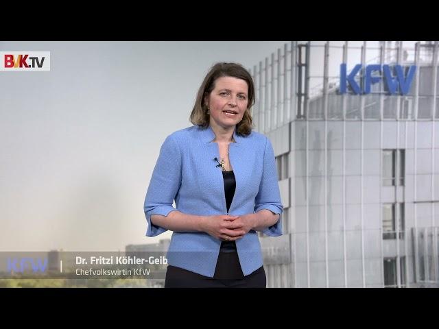Investorenbarometer Q1/2021 - BVK, KfW & Handelsblatt: Geschäftsklima steigt weiter