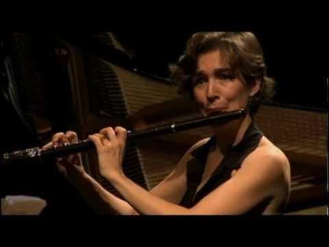 J.Haydn-Sonate pour flûte et piano 1er mvt - J.Hurel/H.Couvert