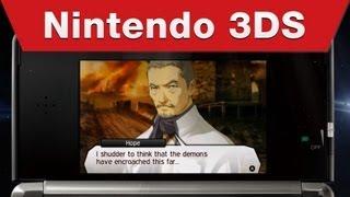 Nintendo 3DS - Shin Megami Tensei IV Trailer -- E3 2013