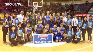 SMAN 1 PURI Mojokerto VS SMAN 16 Surabaya - #DBL East Java Series North Region 2015