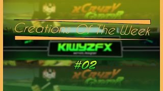 [Gfx ] Creations Of The Week #02 [15 likes?] [Not Bad =3]