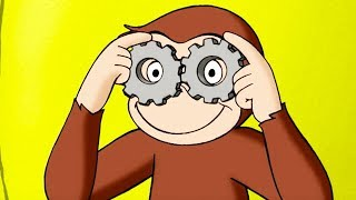 Curious George 🐵Curious George on Time 🐵Kids Cartoon 🐵Kids Movies 🐵Videos for Kids
