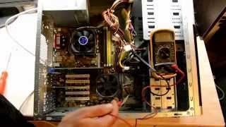 Диагностика и ремонт компьютера (перезагружается все чаще и чаще)(, 2015-10-09T09:06:56.000Z)