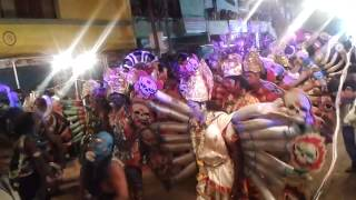 Fathenagar Bonalu Night Carnival Parade 2014 Thumbnail