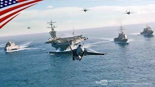 猛烈にかっこいいアメリカ海軍のリクルートビデオ