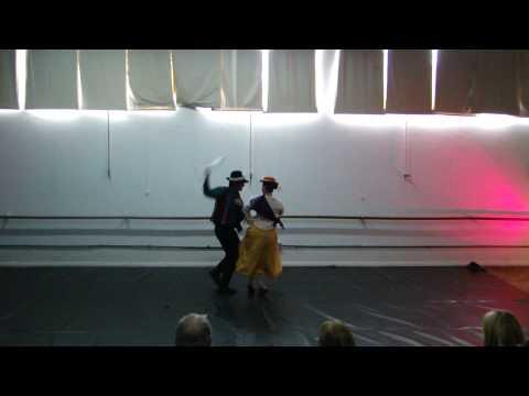 1º Mix Dance da UFRGS - Dança Folclórica Chilena