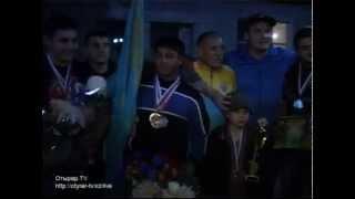 10 медалей заработали шымкентские борцы
