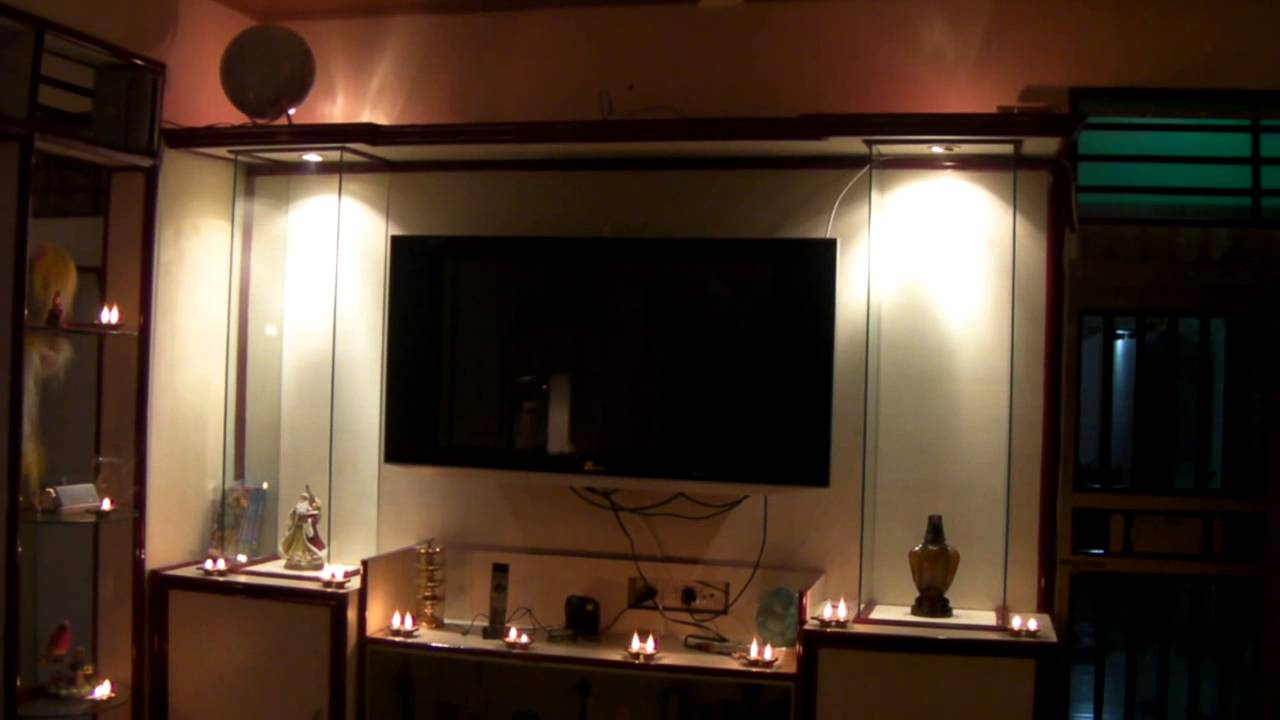 Diwali home decoration in india youtube for Simple diwali home decorations