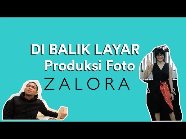 Video Di Balik Layar E Commerce Mengintip Photoshoot Katalog