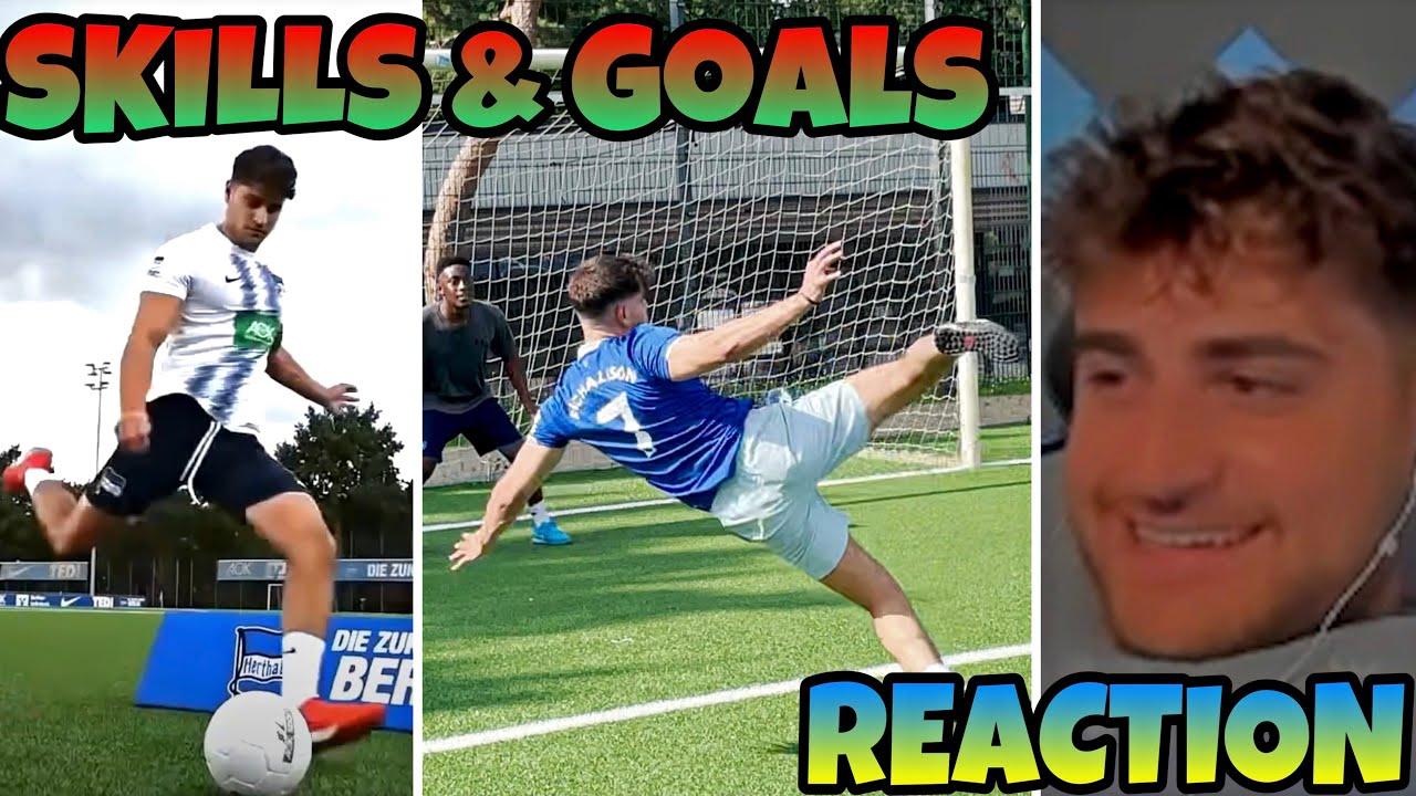 "ELI reagiert auf ""Eligella • Skills & Goals   THE WUSELIG ONE""👀🔥   ELIGELLA"