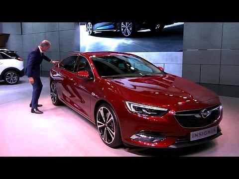Opel @ 87th Geneva International Motor Show 2017