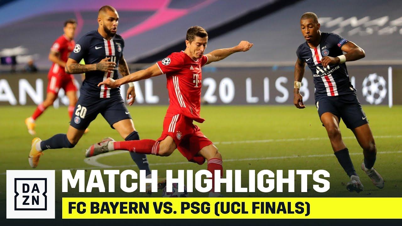 Highlights Fc Bayern Munich Vs Psg Ucl Finals Youtube