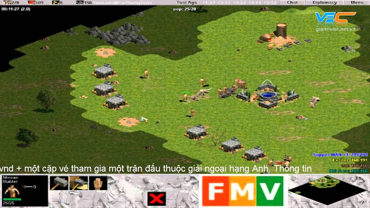 VaneLove, Mỹ Đình vs Phương Tú, Exciter – C3T5 – 15/12/2014