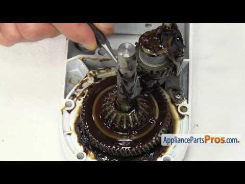 How To: Whirlpool/KitchenAid/Maytag Center Gear W11192794