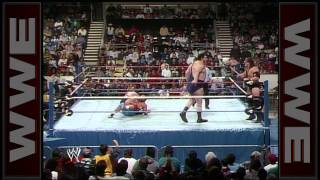 Demolition vs. The Colossal Connection - World Tag Team Championship Match: Superstars, Dec. 30, 198