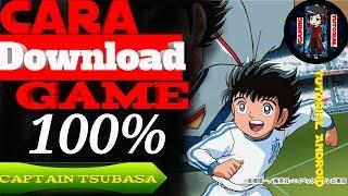 Cara download Game Captain Tsubasa For Emulator (Tutorial Android)