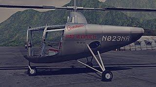 Hiller UH-4 Prototype