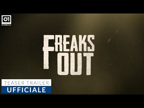 FREAKS OUT di Gabriele Mainetti - Teaser trailer ufficiale