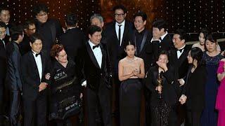 The Oscars 2020 Best Movie Winner Parasite