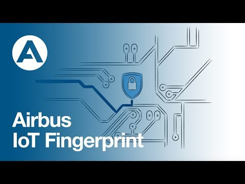 IoT Fingerprint - the Airbus solution to secure LPWAN data transmission