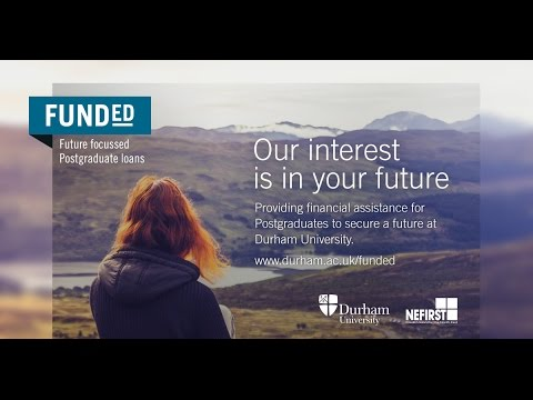 FundED: Future Focussed Postgraduate Loans