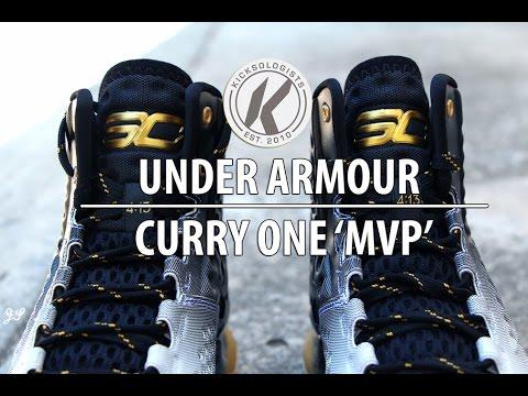 Under Armour Curry One MVP | Kicks On Deck