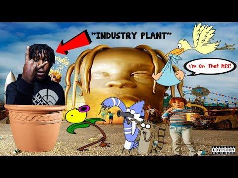 Did TRAVIS SCOTT BIRTH an INDUSTRY PLANT on ASTROWORLD?