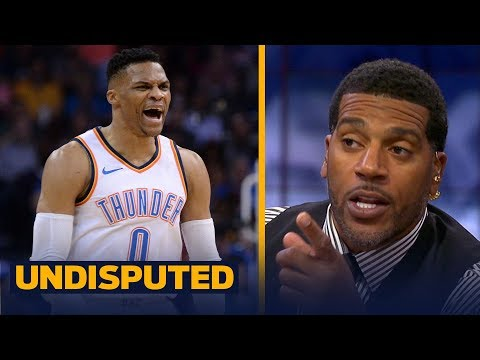 Jim Jackson reveals what Russell Westbrook's OKC Thunder need to execute to win Game 4 | UNDISPUTED