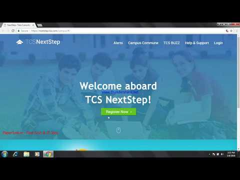 TCS Recruitment 2018 for Freshers Registration - Apply Online for TCS Jobs 2018