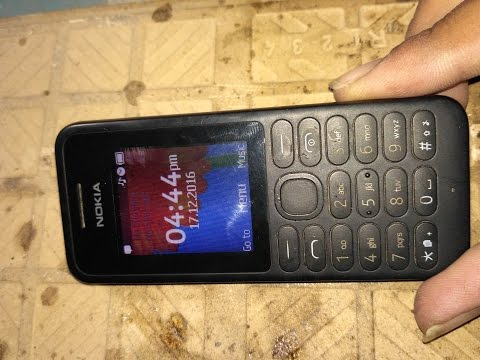 nokia Rm 1035 display light jumper ways solution