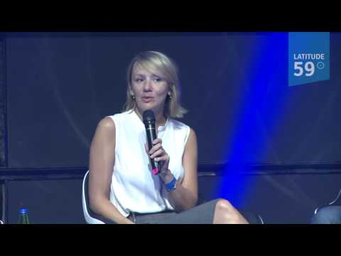 Expanding Your Business to Asia, panel at Latitude59 - 2016