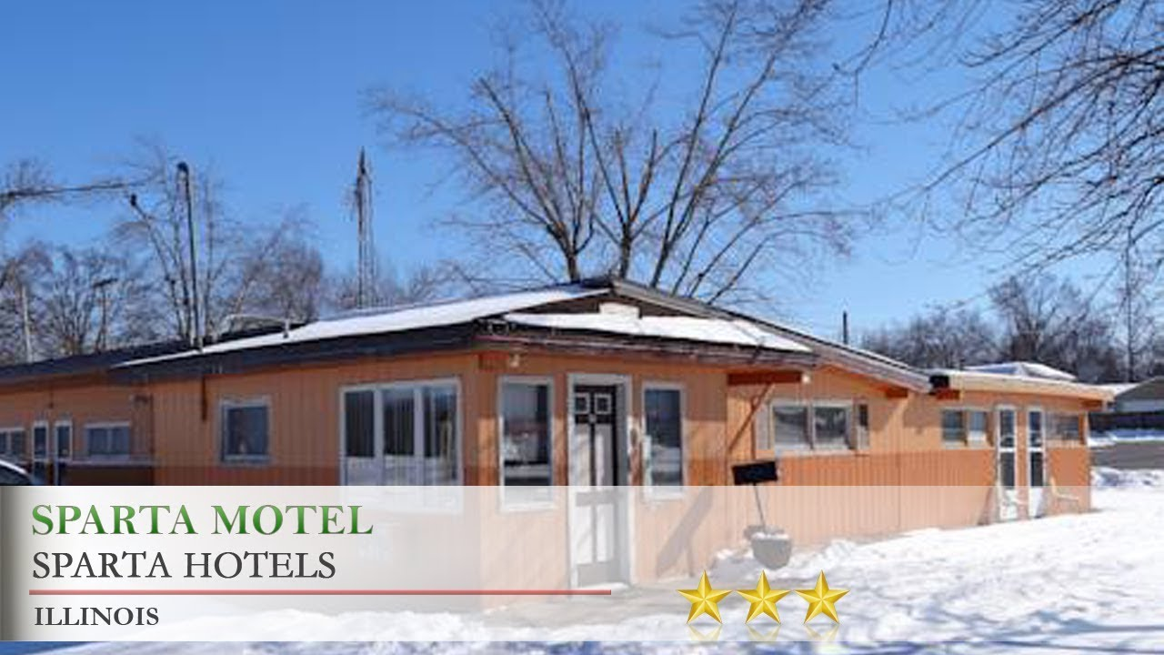 Sparta Motel Hotels Illinois