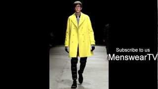 Andrea Pompilio Fall 2013 Menswear Pitti Uomo in Florence Thumbnail