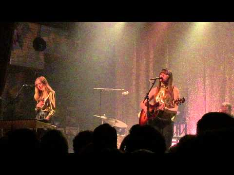 "First Aid Kit:  ""Master Pretender"" and ""Emmylou"" @ House of Blues New Orleans, Nov. 6, 2014"