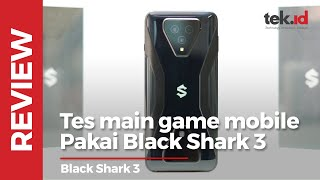 GIVEAWAY DAN TES BLACK SHARK 3 DI INDONESIA
