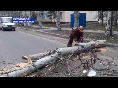 Канал Кіровоград: Негода