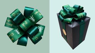 禮物包裝 | 聖誕禮物包裝方法