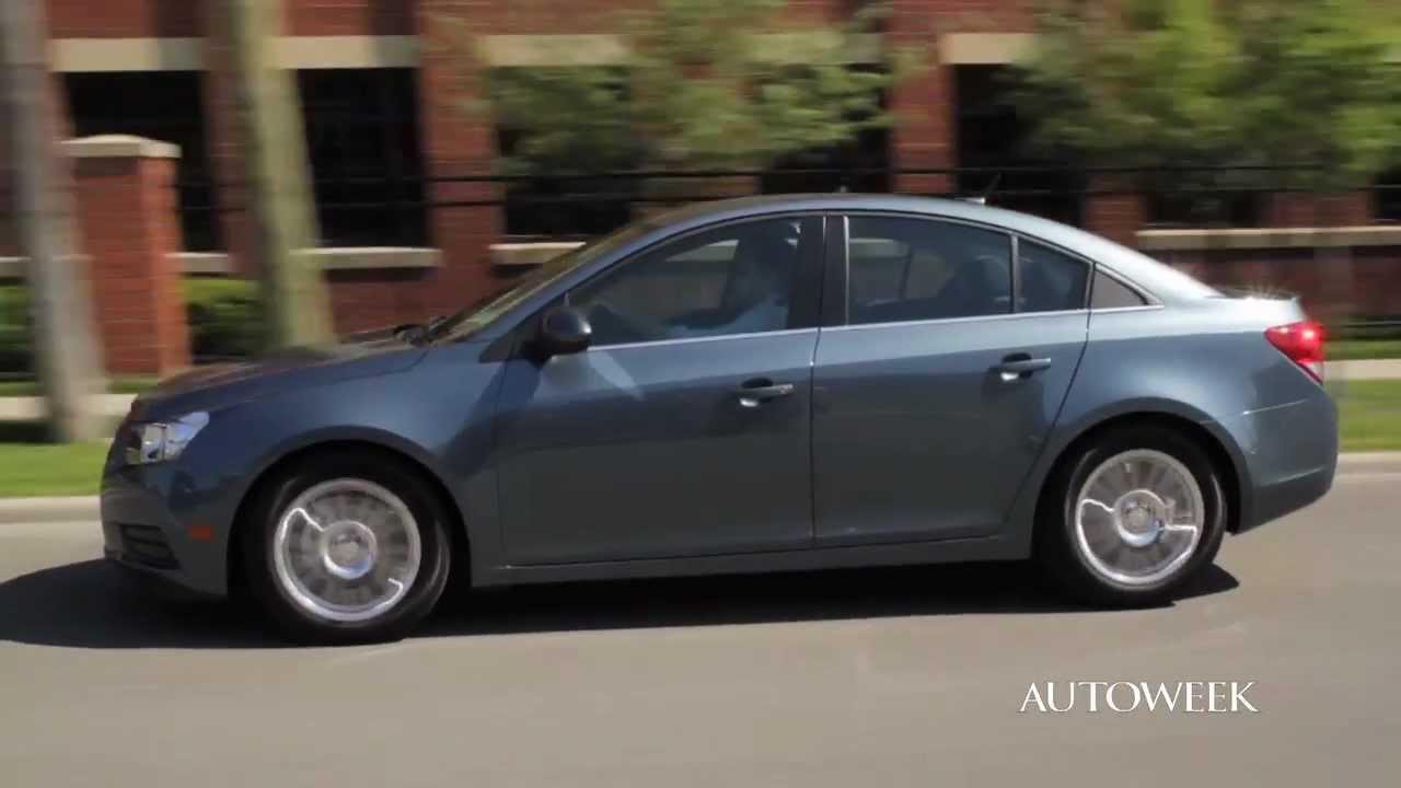 2012 Chevrolet Cruze Eco Review   Autoweek Autofile Video