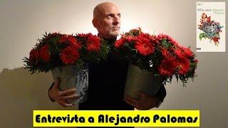 ENTREVISTA a ALEJANDRO PALOMAS (Un amor)