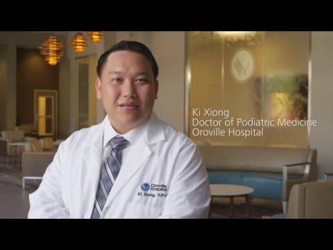 Oroville Hospital - Ki Xiong, DPM