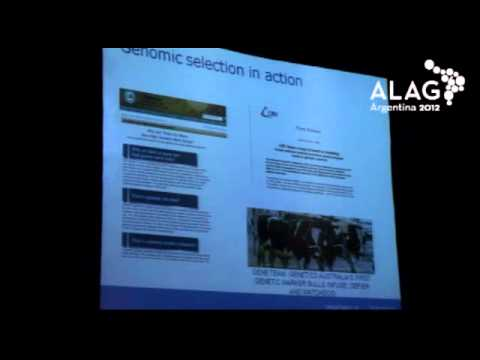 CONFERENCIA PLENARIA:  GENOMIC SELECTION TO IMPROVE PRODUCTION FROM LIVESTOCK AND CROPS