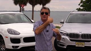 TN Autos Programa 136 | Comparativo Híbridos Porsche Cayenne y BMW X5