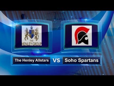 Hong Kong indoor Football League - The Henley Allstars vs Soho Spartans