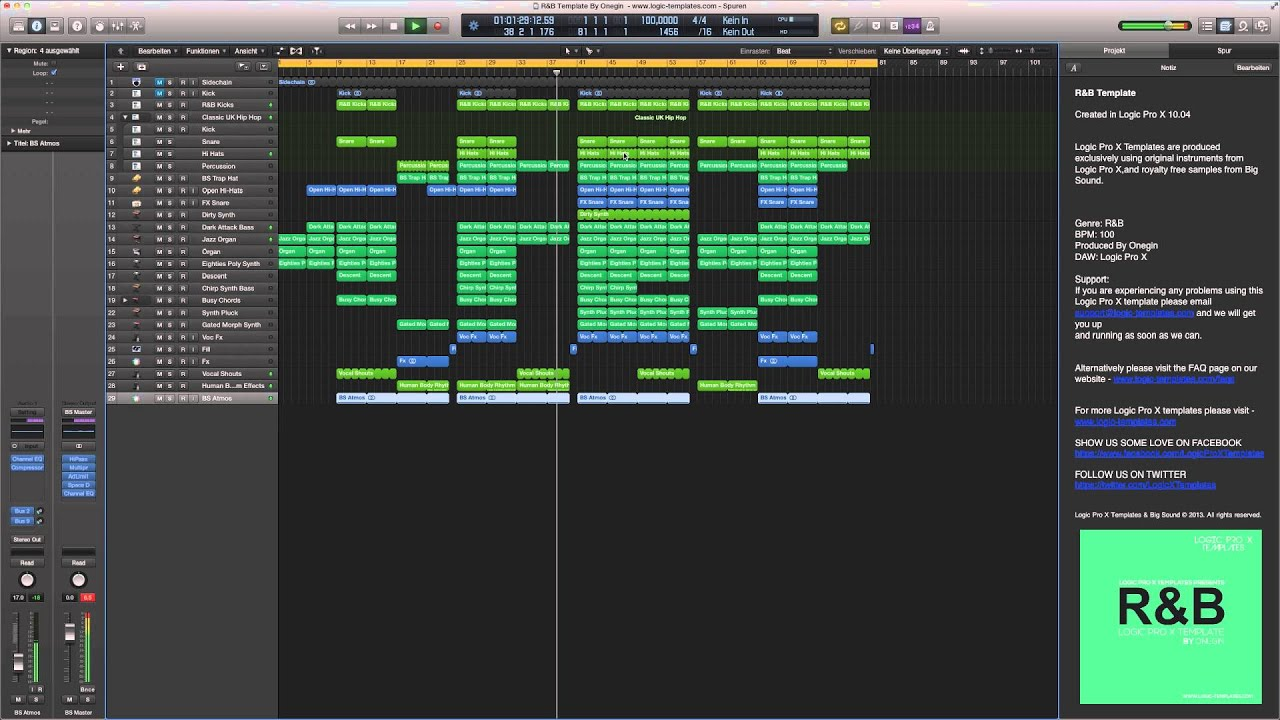 how to make electronic music in logic pro x