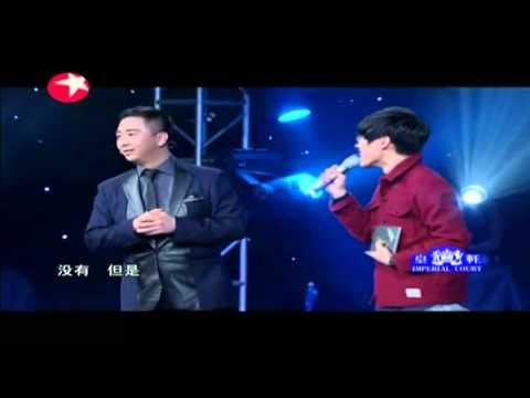 王自健脫口秀《今晚,80后脫口秀》20130310:嘉賓盧廣仲